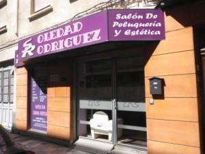 Salón de Peluquería y Estética Soledad Rodríguez
